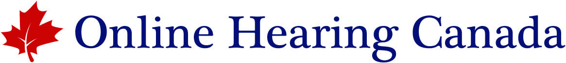 Online Hearing Canada Logo